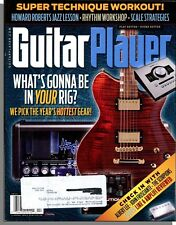 Guitar Player Magazine - 2014, April - The Year's Hottest Gear!, Albert Lee