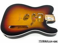 *Fender American Deluxe Tele BODY USA Telecaster USA Bound 3 Color Sunburst #787
