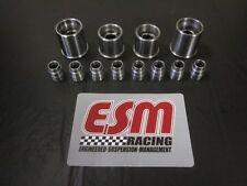ESM Race Front LOWER Control Arm Spherical Bearing Bushing Kit Civic Integra DC2