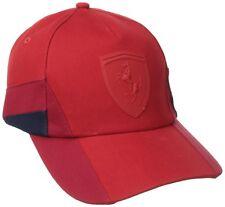 c3e2c39acf5 Puma Ferrari Lifestyle Men s F1 Team Trucker Baseball Hat Cap Red PMMO2029