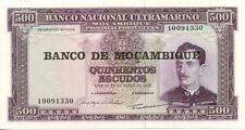 MOZAMBIQUE 500 ESC 1967 NEUF UNC