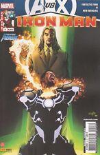 IRON MAN N° 8 Marvel France 1ère Série Panini  AVENGERS comics