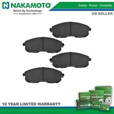 Nakamoto Front Premium Posi Ceramic Brake Pad Set Kit for Infiniti Nissan Suzuki