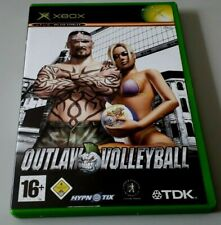 """Jeu XBOX """"Outlaw Volleyball"""" complet en boîte (n°1680)"""