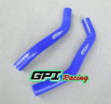 FOR YAMAHA YZ85 YZ 85 96-13 97 98 99 00 01 02 silicone radiator hose kit BLUE