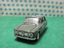 ALFA ROMEO  GIULIA  1600 Super 1970 POLIZIA 113   - 1/43 Progetto K 101B  MIB