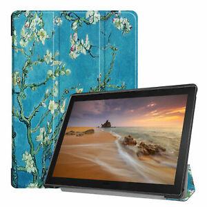 Etui Pour Lenovo Tab E10 TB-X104F Slim Coque Smart Cover Étui Veille / Réveiller