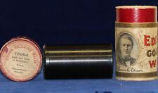 15106 Antiquitäten & Kunst Schellack Edison Goldguss Walze Weh Das Wir Scheiden Müssen Nr