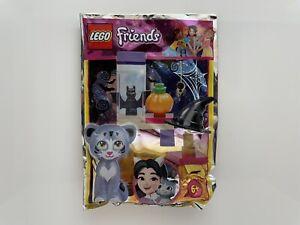 LEGO Friends Spooky Halloween Shop 561910 Mini Figure Polybag Set