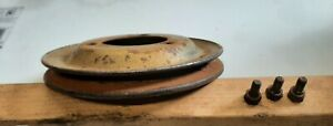 Rover v8 water pump pulley