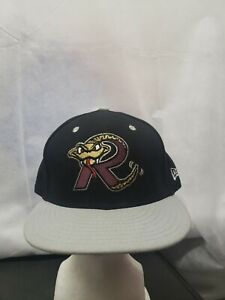Wisconsin Timber Rattlers New Era 59fifty 7 5/8 MiLB