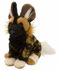 "African Wild Dog by Wild Republic Plush Stuffed Animal toy 10.5"" tall"