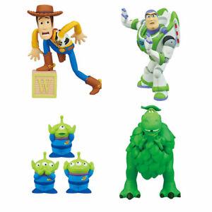 Disney Pixar Toy Story MIKKE! Mini Figure Collection - Complete Set of 4