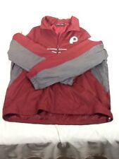 St952 NFL Men's Red Washington Redskins Full-Zip Jacket Large