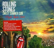 The Rolling Stones - Sweet Summer Sun - Hyde Park Live (NEW DVD+2CD)