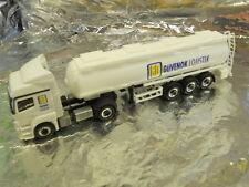 ** Herpa 905169 MB Axor Tanker Semitrailer Güvenok Lojistik 1:87 HO Scale