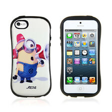 Despicable Me Minions Cutie iFace Anti-Shock Case Cover for iPhone 5 / 5S - Carl