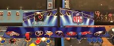 NFL Blitz 99 Arcade Control Panel Box Art Artwork Decal Sticker CPO Midway