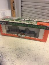 1970's Factory Sealed Life Like HO Train 2 Pack Track Cleaning Car Searchlight