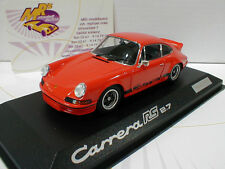 "Minichamps WAP 0201430H # Porsche Carrera RS 2.7 Baujahr 1973 in ""orange"" 1:43"