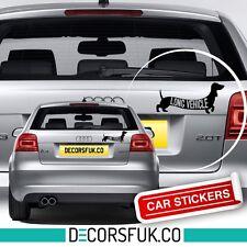 Long Vehicle Car Vinyl Sticker, Car Bumper, Window, DL size - Car stickers