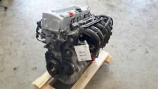 Engine 12 13 14 Honda Civic 2.4L VIN 4 6th Digit Cpe Si #1760311
