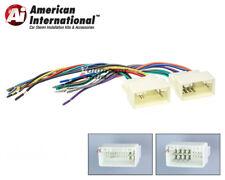 Radio Stereo Install Installation Wiring Harness Aftermarket