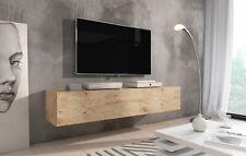 e-Com - TV-Lowboard Fernsehschrank Fernsehtisch