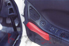RE Amemiya Driver's Side Knee Support Red RX7 FD3S IP-022031-31R