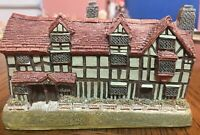 Lilliput Lane William Shakespeare's Birthplace 1989 Handmade England