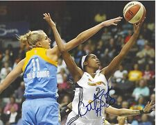 Camille Little Signed 8x10 Photo Phoenix Mercury Wnba Basketball Sun Free Ship
