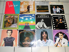 24 Vinyl LP - Sammlung - Pop, Rock, Black, Jazz ... usw. (X5)