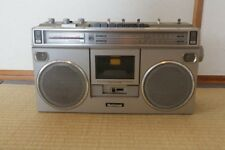 Vintage Panasonic National Boombox RX-5090 Radio Cassette Player from Japan