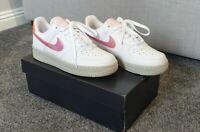 Nike Air Force 1 '07 - Digital Pink / Hyper Crimson UK Womens Size 4  CV3030-100