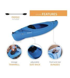 Lifetime Pacer 8-ft Sit-In Kayak