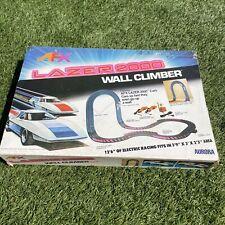 Vintage AFX Aurora Corvette Challenge Lazer 2000 Wall Climber Complete CLEAN!!!