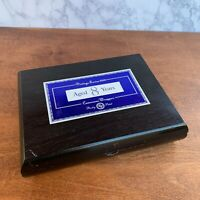 Rocky Patel Special Edition Aged 8 Years Vintage Series Empty Wooden Cigar Box