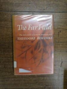 The Far Field by Theodore Roethke, 1964 HC DJ, EX-Library