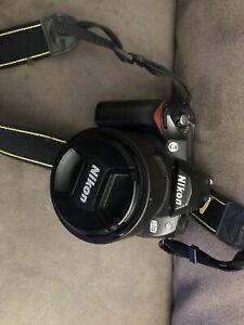 Nikon D70 Digital SLR Camera - Bundled Accessories