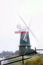 PHOTO  1967 NORFOLK BERNEY ARMS MILL . THE SEMI-CIRCULAR SHAPE IN FRONT OF THE M