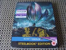 Mei Ren Yu Mermaid - Steelbook Blu-ray 2016 &