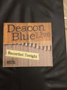 Deacon Blue Live,Bristol Colston Hall,13/11/06,concert Live,2 Discs