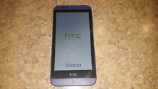 HTC Desire 510.OPCV100 -  Blue (Virgin Mobile) Fast Shipping.
