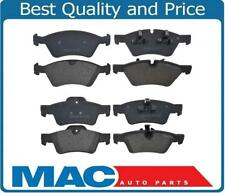 Front and Rear Ceramic Brake Pad Set 2006-2010 Mercedes GL ML R