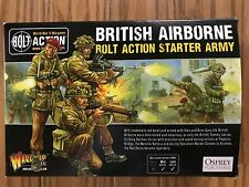 Bolt Action, 2nd Edition:  British Airborne Starter Army WLG409911101