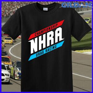 Champ NHRA Drag Racing T-Shirt S-5XL