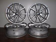4x VW Polo 9N orig. Alufelgen 5x14 ET35 5x100 Felgen 6Q0601025AC Jerez 9N3
