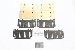 04945-60010 Toyota Land Cruiser LX470 OEM Brake Pad Caliper Shim Anti Squeal Kit