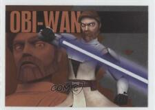 2010 Topps Star Wars: Clone Wars Rise of the Bounty Hunters 3 Obi-Wan Kenobi 3n6