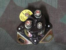 Shovelhead, Sportster,USA Made Starter Relay Replaces H-D 71463-73A